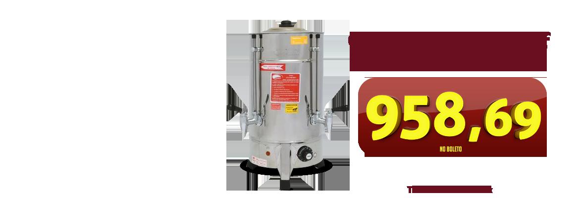 Cafeteira Consercaf Tradicional C42 Inox 4 Litros 220v