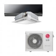 Ar Condicionado Multi Split Inverter LG 18.000 BTUS Quente/Frio 220V +1x High Wall LG Art Cool 9.000 BTUS +1x Cassete 4 Vias LG 9.000 BTUS
