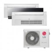 Ar Condicionado Multi Split Inverter LG 24.000 BTUS Quente/Frio 220V +1x Cassete 1 Via LG 9.000 BTUS +1x High Wall LG Art Cool 9.000 BTUS +1x Cassete 1 Via LG 12.000 BTUS