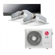 Ar Condicionado Multi Split Inverter LG 24.000 BTUS Quente/Frio 220V +1x Cassete 4 Vias LG 9.000 BTUS +1x High Wall LG Art Cool 12.000 BTUS +1x Cassete 4 Vias LG 12.000 BTUS