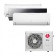 Ar Condicionado Multi Split Inverter LG  24.000 BTUS Quente/Frio 220V +1x HW  Libero 7.000 BTUS +1x HW  Art Cool 9.000 BTUS +1x HW  Com Display 9.000 BTUS