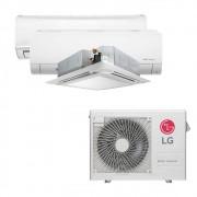 Ar Condicionado Multi Split Inverter LG 24.000 BTUS Quente/Frio 220V +1x High Wall LG Libero 7.000 BTUS +1x High Wall LG Com Display 9.000 BTUS +1x Cassete 4 Vias LG 12.000 BTUS