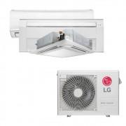 Ar Condicionado Multi Split Inverter LG 24.000 BTUS Quente/Frio 220V +1x High Wall LG Libero 7.000 BTUS +1x Cassete 1 Via LG 12.000 BTUS +1x Cassete 4 Vias LG 12.000 BTUS