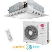 Ar Condicionado Split Cassete Inverter LG 31.000 BTUs Quente/Frio 220v