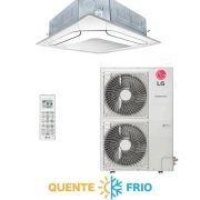 Ar Condicionado Split Cassete Inverter LG 47.000 BTUs Quente/Frio 220v