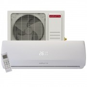 Ar Condicionado Split High Wall Agratto Confort Fit 9.000 BTUs Frio 220v