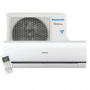 Ar Condicionado Split High Wall Inverter Panasonic Econavi 22.000 BTUs Frio 220v