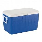 Caixa Térmica Invicta Coleman 45,4 Litros Azul