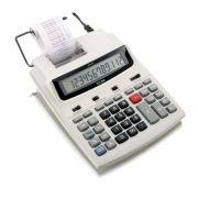 Calculadora Impressora Compacta Elgin MR6125 LCD 12 Díg Bicolor