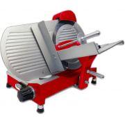 Cortador de Frios Inclinado Vermelho Base Alumínio INMETRO Bivolt CFI-275 IFM Brasil