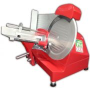 Cortador de Frios Inclinado Vermelho Base Alumínio INMETRO Bivolt CFI-300 IFM Brasil