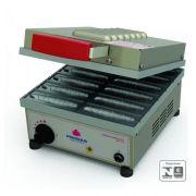 Máquina Crepeira Elétrica Inox 12 Cavidades 220V PRK-12E Progás