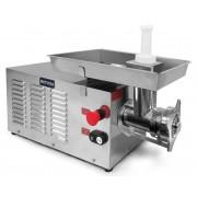Moedor Picador De Carne Industrial Inox Boca 10 PCI10 220v Metvisa