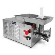 Moedor Picador De Carne Industrial Boca 10 PCL10 Estanho 220v Metvisa