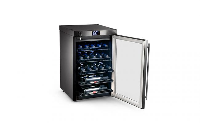 Adega Home Wine 86 Litros 220V 23 Garrafas AHW86 Refrimate