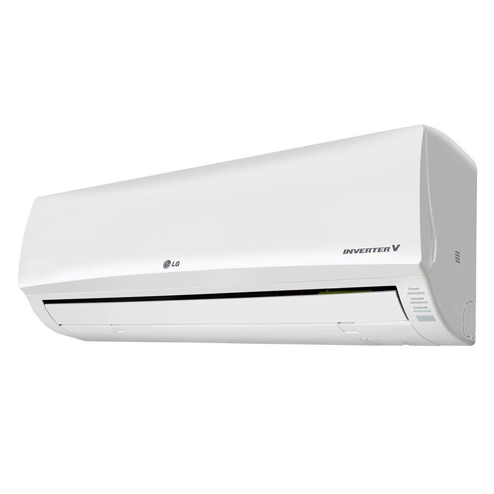 Ar Condicionado Multi Split Inverter LG 18.000 BTUS Quente/Frio 220V +2x High Wall LG Libero 7.000 BTUS