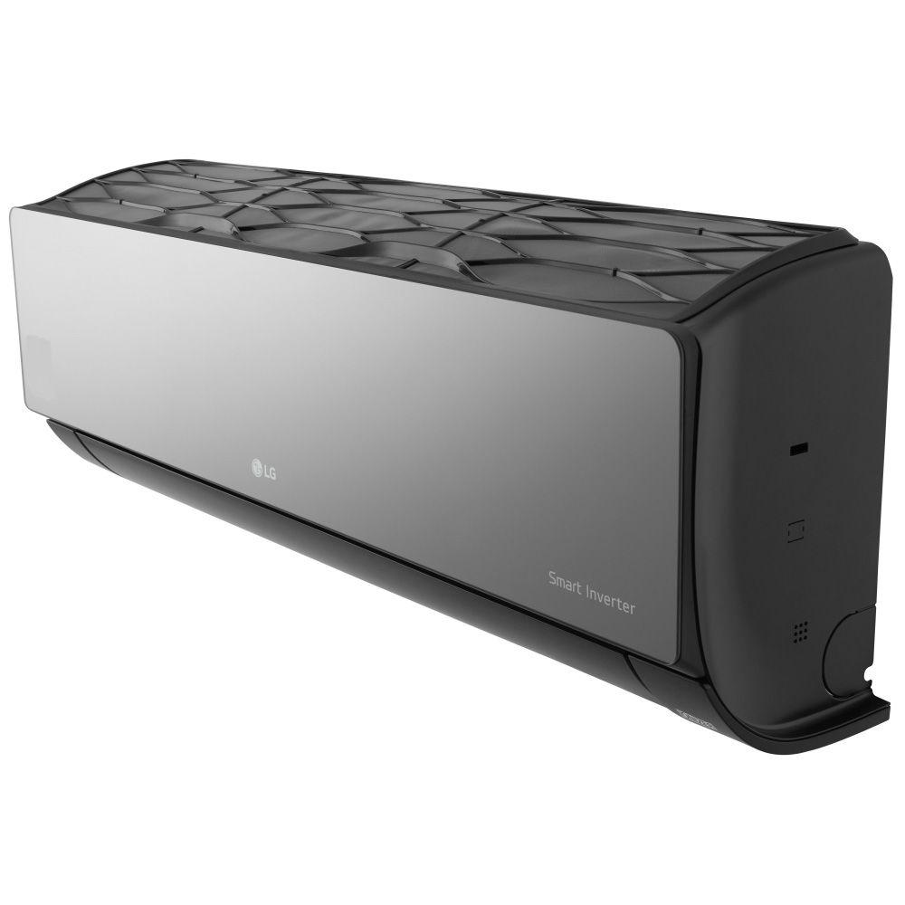Ar Condicionado Multi Split Inverter LG 24.000 BTUS Quente/Frio 220V +1x Cassete 1 Via LG 12.000 BTUS +2x High Wall LG Art Cool com Display e Wi-Fi 12.000 BTUS