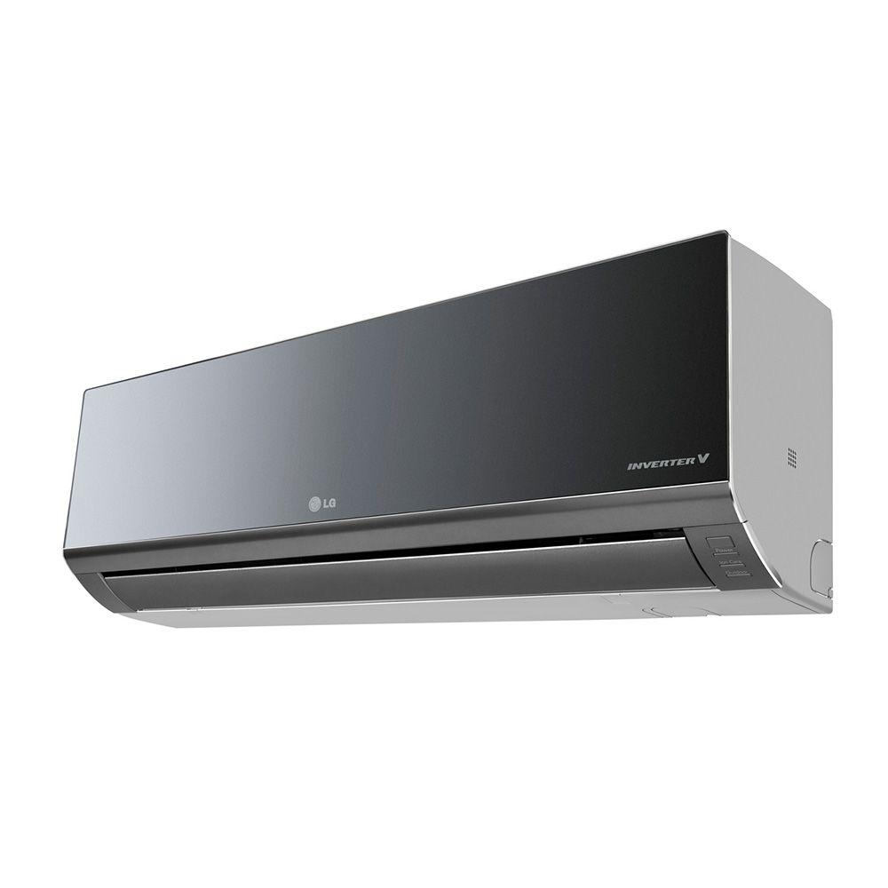 Ar Condicionado Multi Split Inverter LG 24.000 BTUS Quente/Frio 220V +1x Cassete 1 Via LG 9.000 BTUS +1x High Wall LG Com Display 9.000 BTUS +1x High Wall LG Art Cool 18.000 BTUS