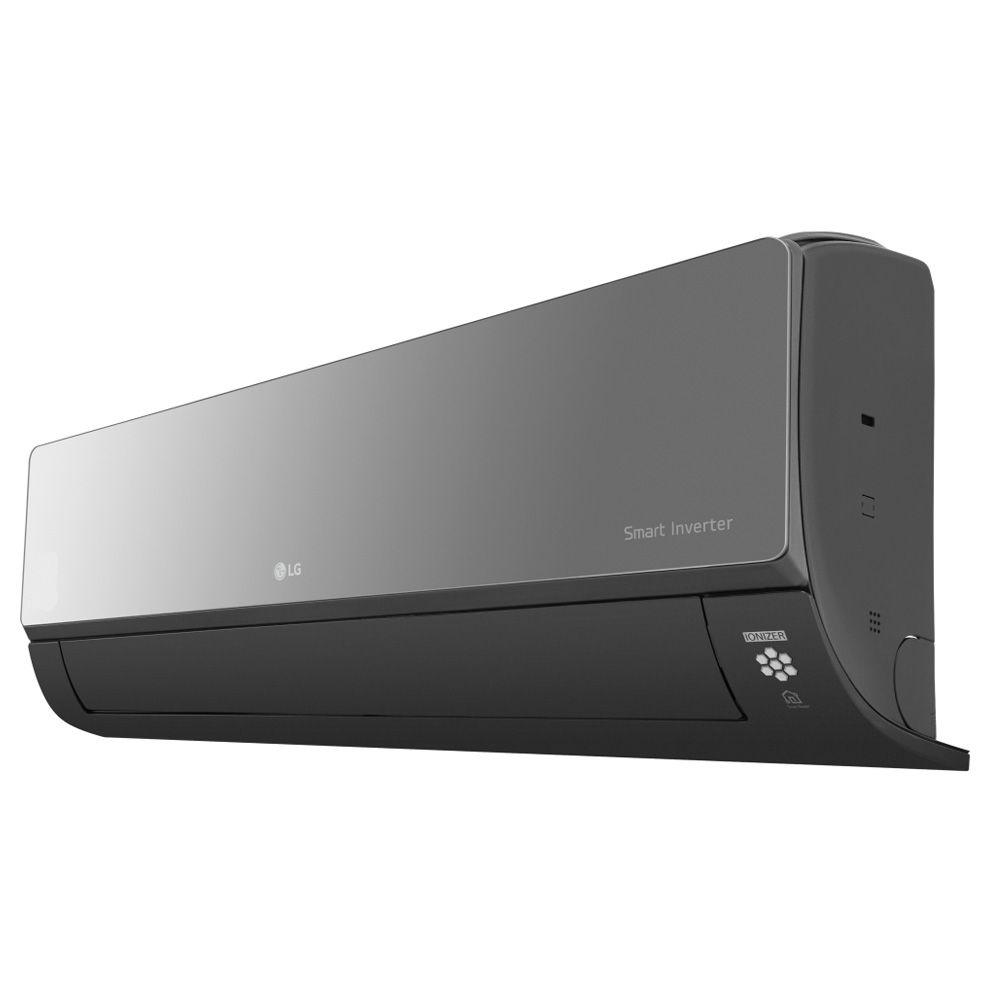 Ar Condicionado Multi Split Inverter LG 24.000 BTUS Quente/Frio 220V +2x High Wall LG Libero 7.000 BTUS +1x High Wall LG Art Cool com Display e Wi-Fi 18.000 BTUS