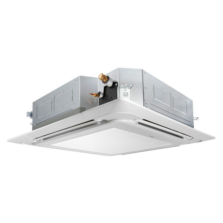 Ar Condicionado Multi Split Inverter LG 24.000 BTUS Quente/Frio 220V +3x Cassete 4 Vias LG 9.000 BTUS