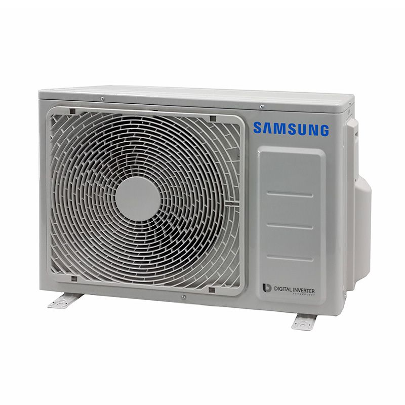 Ar Condicionado Multi Split Inverter Samsung FJM 17.000 BTUS Quente/Frio 220V + 1x Cassete 1 Via Wind Free 12.000 BTUS + 1x High Wall Maldives 12.000 BTUS