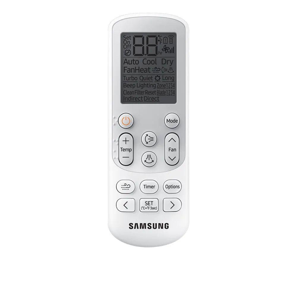 Ar Condicionado Multi Split Inverter Samsung FJM 23.000 BTUS Quente/Frio 220V + 3x Cassete 1 Via Wind Free 12.000 BTUS