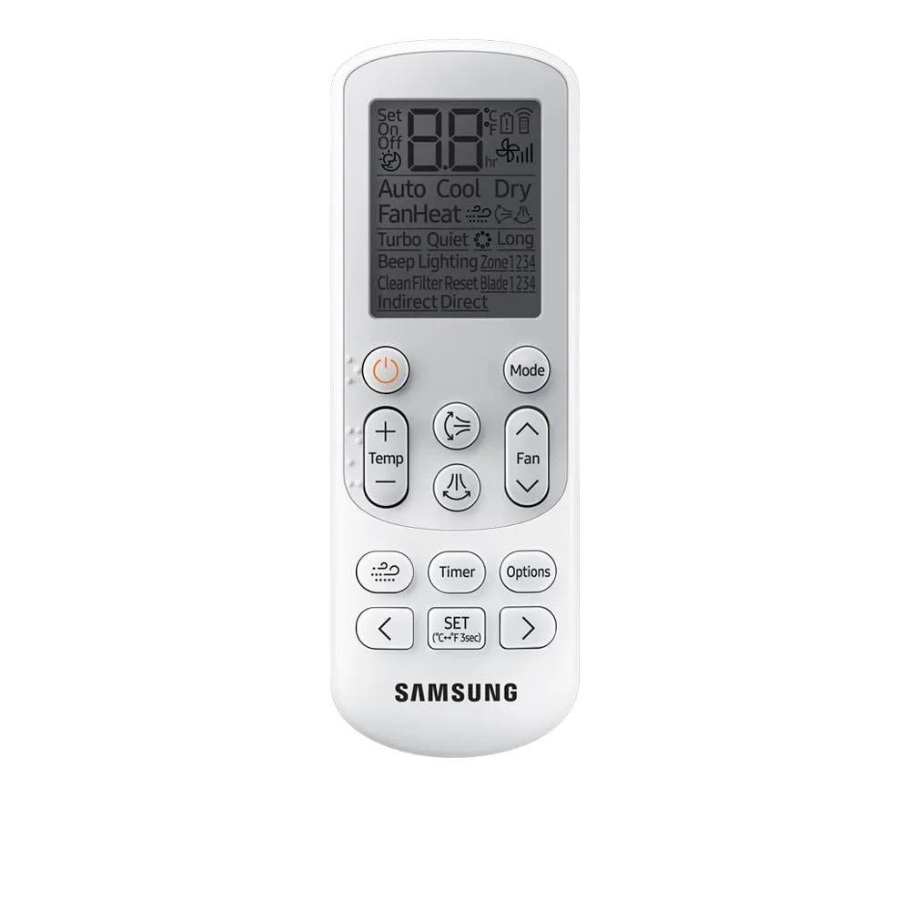 Ar Condicionado Multi Split Inverter Samsung FJM 28.000 BTUS Q/F 220V +1x Cassete 1 Via Wind Free 12.000 BTUS +1x High Wall Maldives 12.000 BTUS +1x High Wall Maldives 18.000 BTUS