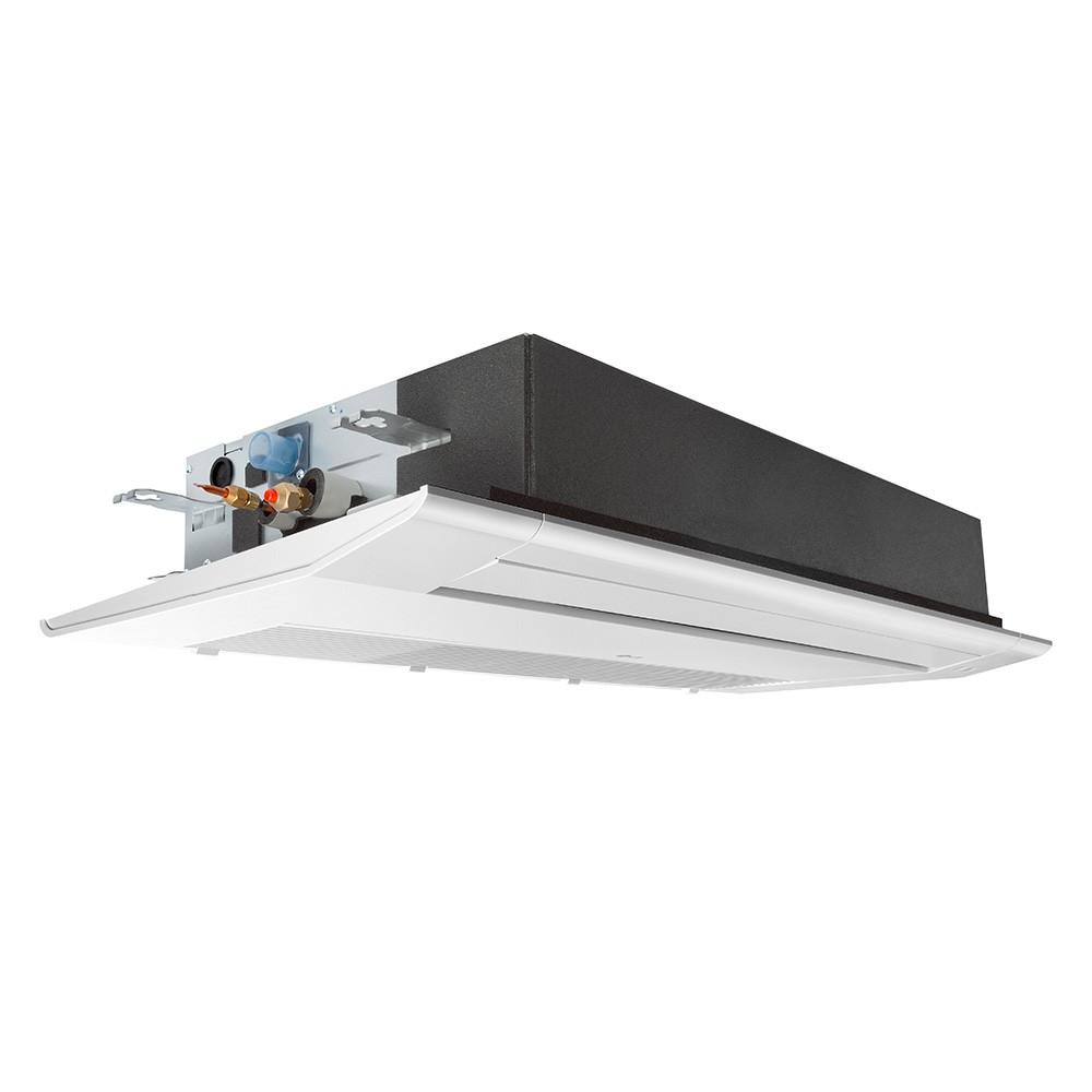 Ar Condicionado Split Cassete Inverter 1 Via LG 11.000 BTUs Frio 220v