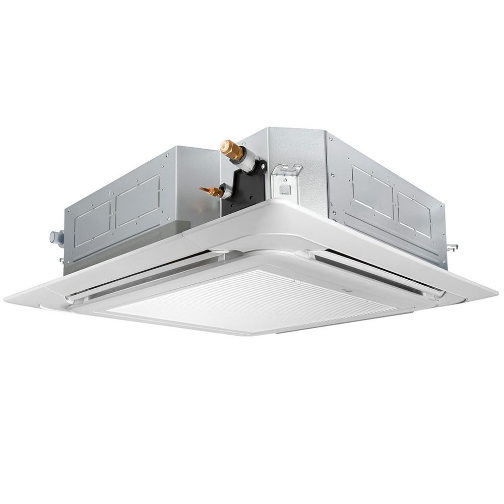 Ar Condicionado Split Cassete Inverter LG 17.000 BTUs Frio 220v