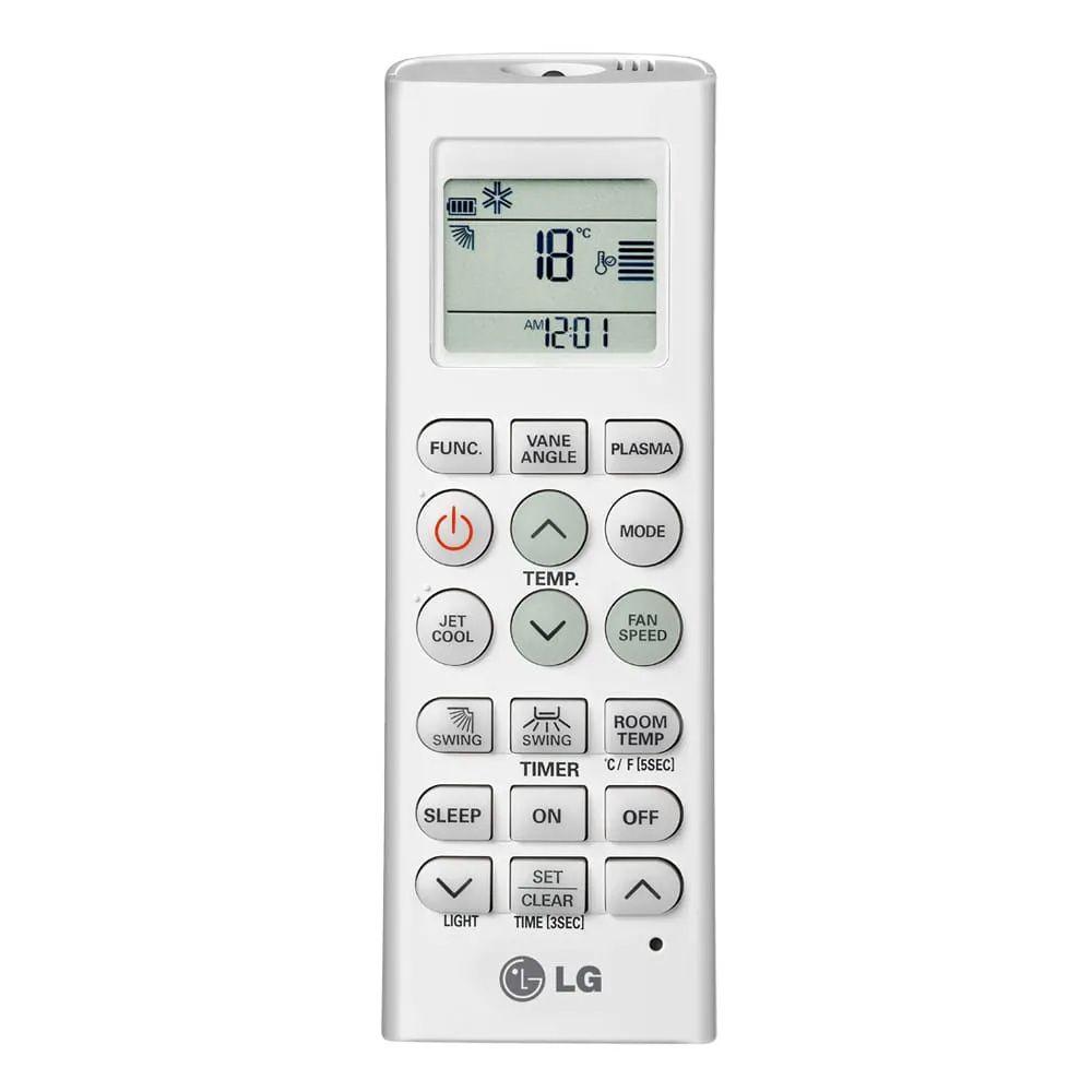 Ar Condicionado Split Cassete Inverter LG 18.000 BTUs Quente/Frio 220v