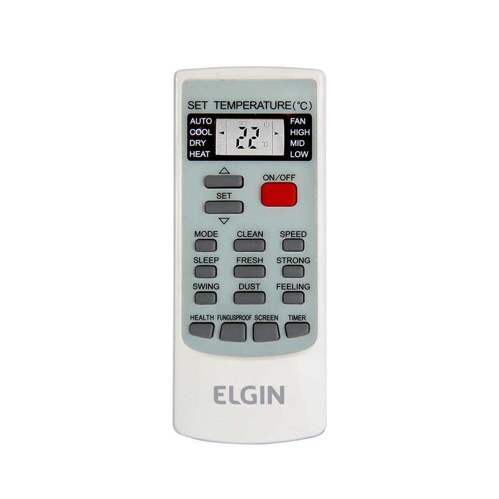 Ar Condicionado Split High Wall Elgin Eco Plus 12.000 BTUs Frio 220v