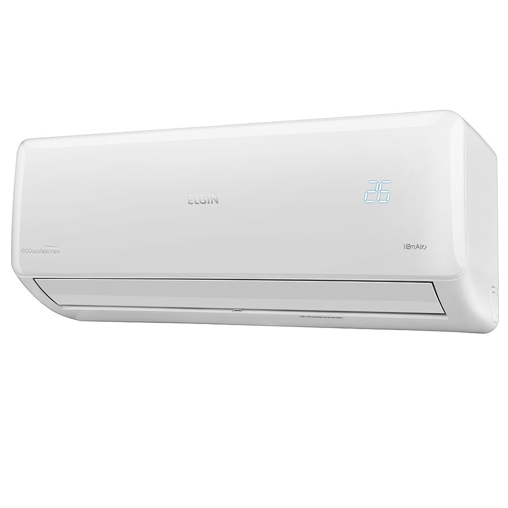 Ar Condicionado Split High Wall Inverter Elgin Eco 12.000 BTUs Frio 220v