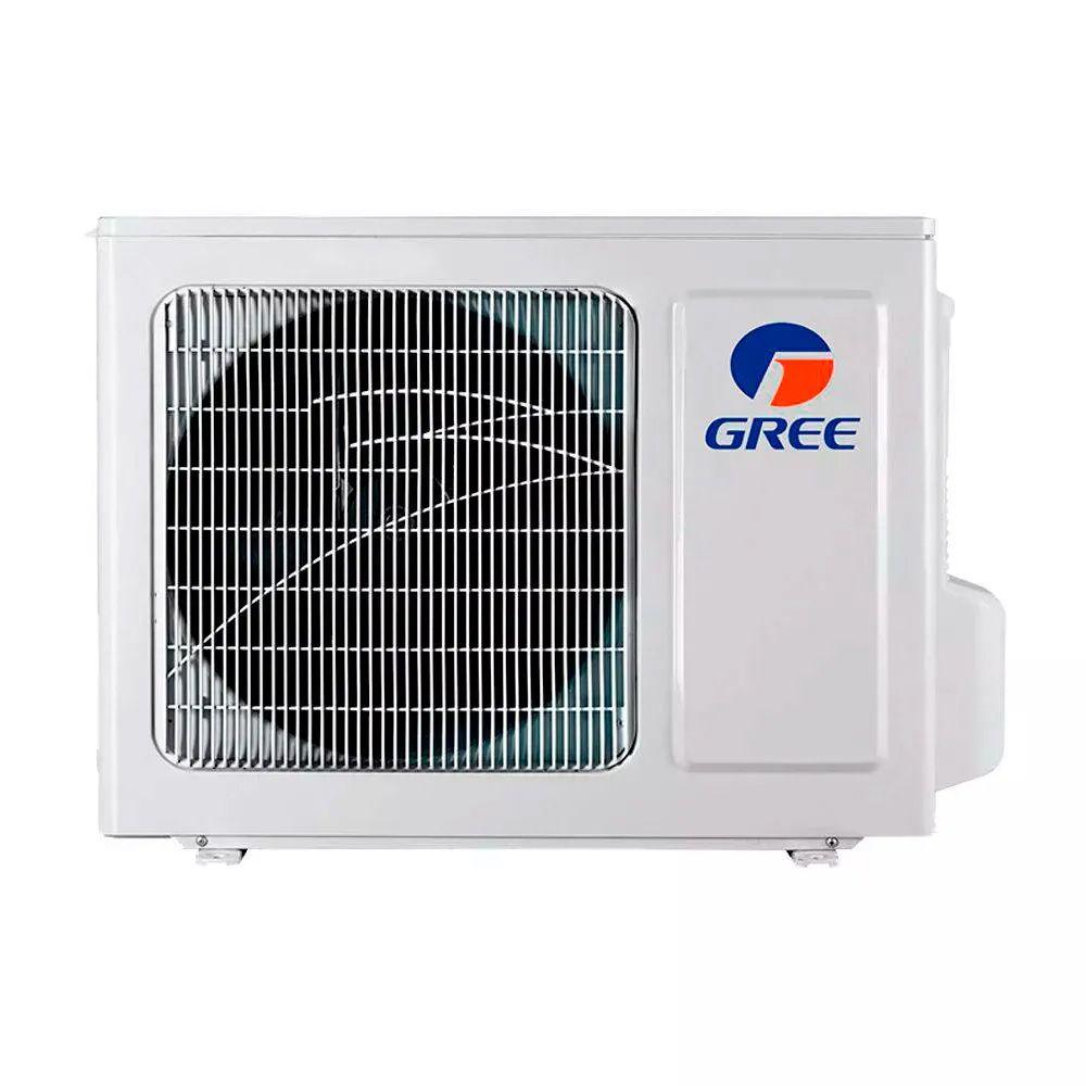 Ar Condicionado Split High Wall Inverter  Gree Eco Garden 12.000 BTUs Frio 220v