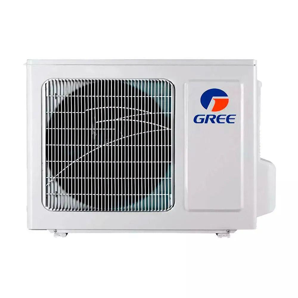 Ar Condicionado Split High Wall Inverter Gree Eco Garden 18.000 BTUs Frio 220v