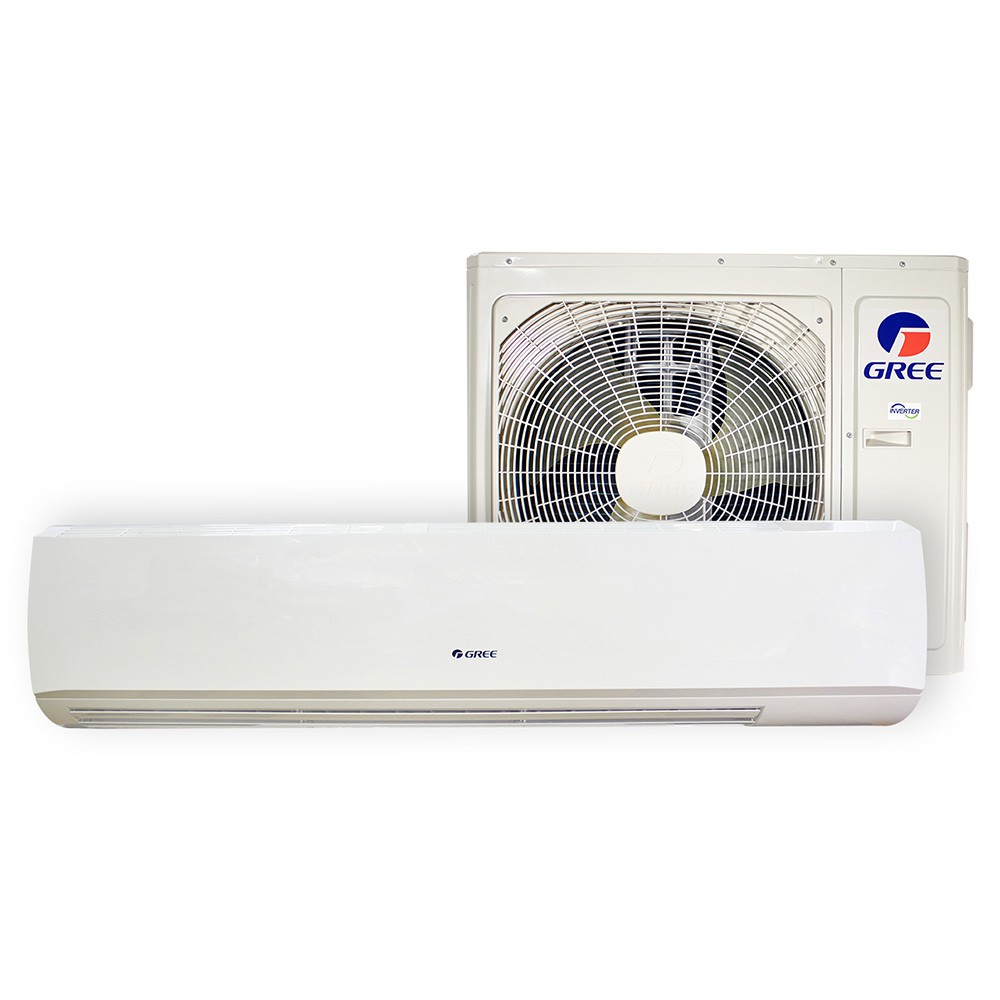 Ar Condicionado Split High Wall Inverter Gree Eco Garden 32.000 BTUs Frio 220v