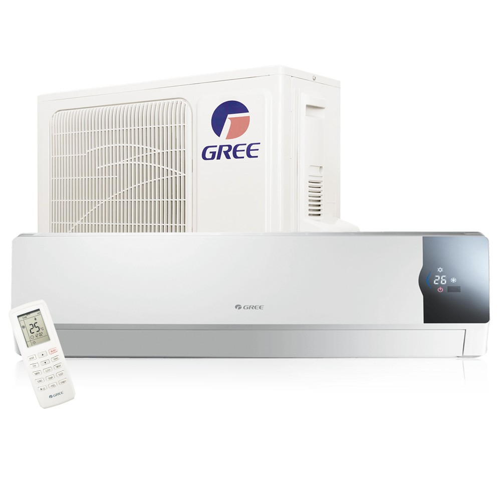 Ar Condicionado Split High Wall Inverter Gree Cozy 9.000 BTUs Frio 220v