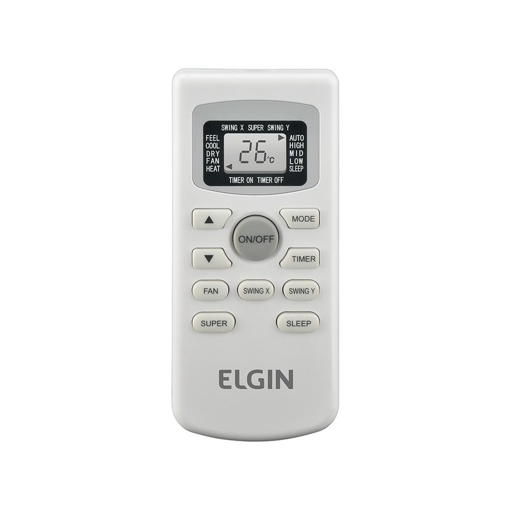 Ar Condicionado Split Piso Teto Elgin Eco 48.000 BTUs Frio 380v