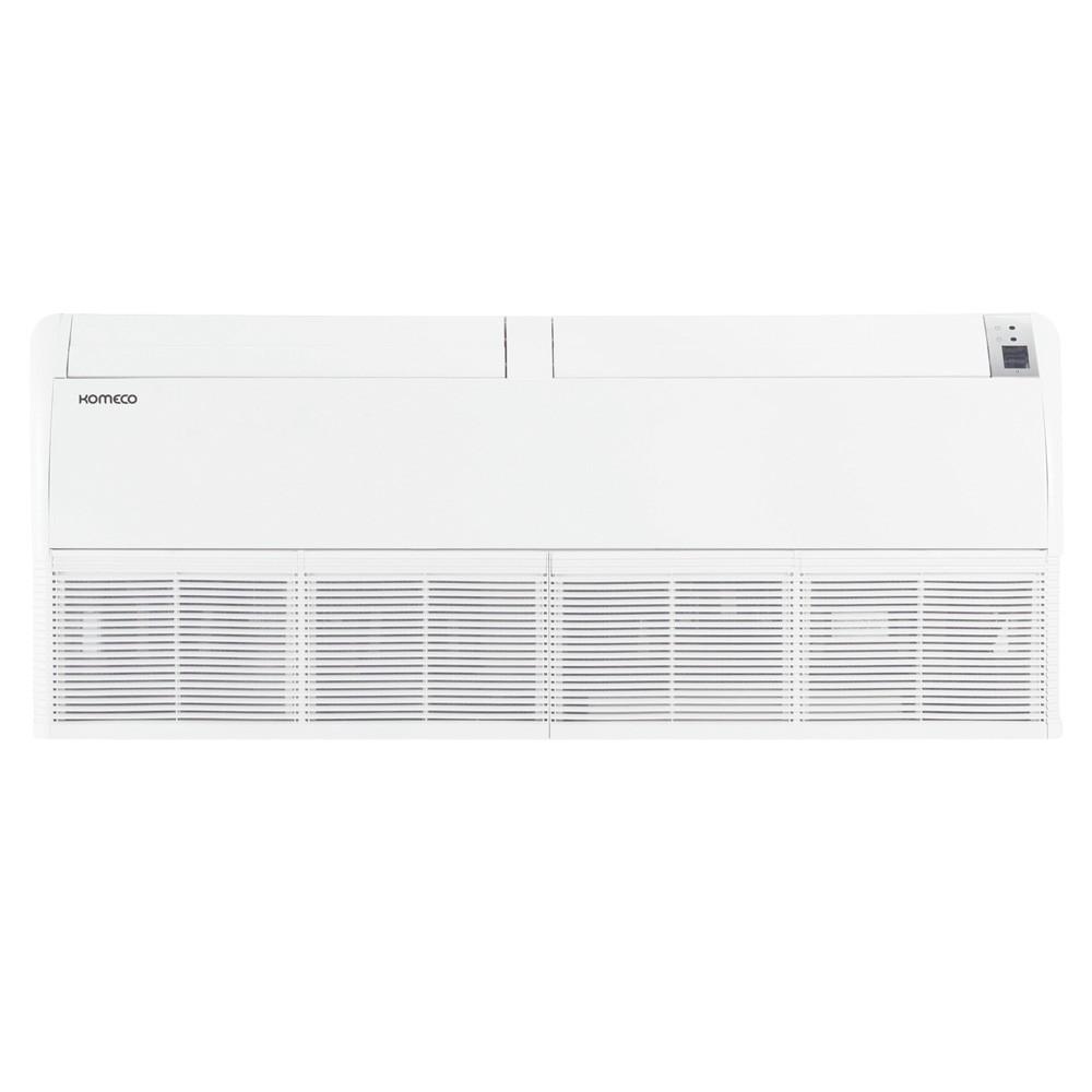 Ar Condicionado Split Piso Teto Komeco 55.000 BTUs Frio 380v
