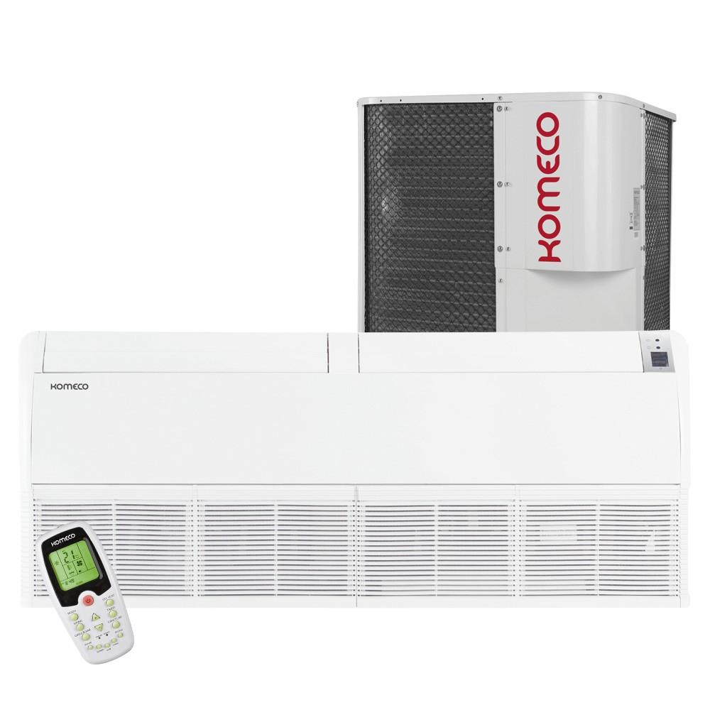 Ar Condicionado Split Piso Teto Komeco 55.000 BTUs Frio R410A 380v
