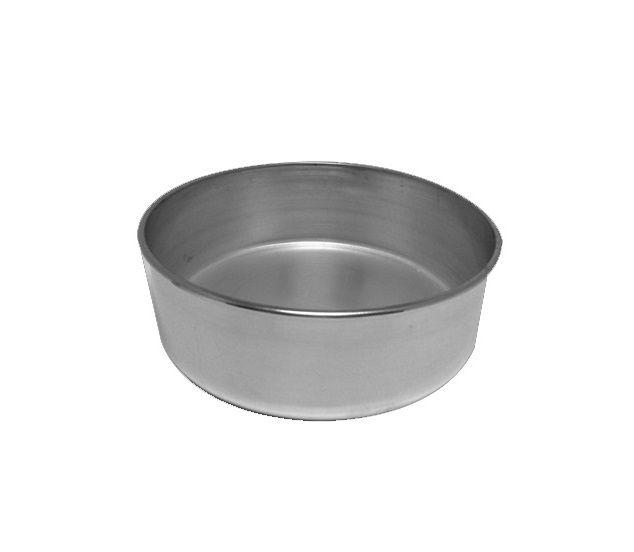 Assadeira Redonda Alta 100% Alumínio Nº26 Balduino