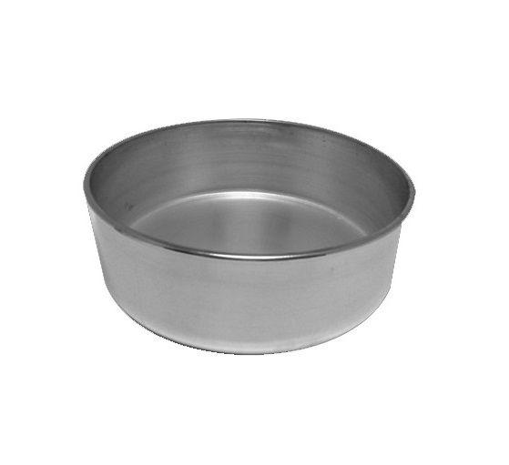 Assadeira Redonda Alta 100% Alumínio Nº28 Balduino