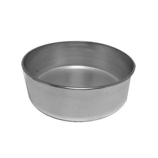 Assadeira Redonda Alta 100% Alumínio Nº30 Balduino