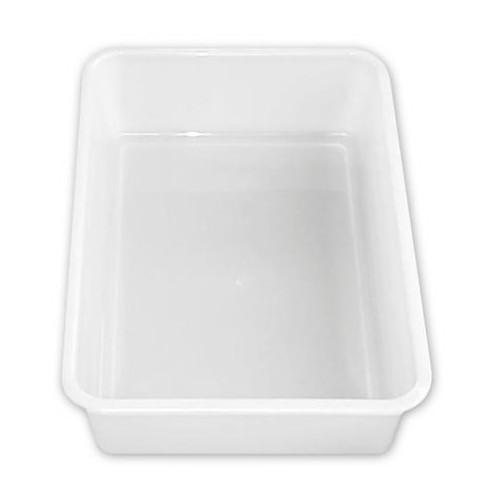Bacia Della Plast Multiuso Branco 10 Litros