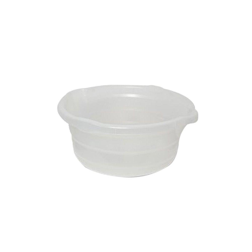 Bacia Plástica Branca 60 L Plastex