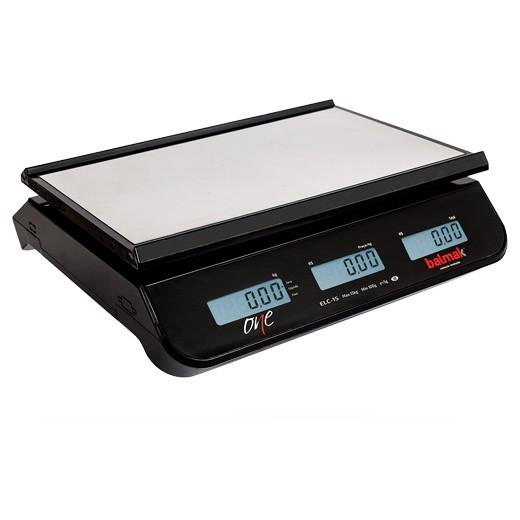 Balança Digital Computadora Balmak One Elco 15Kg com Bateria