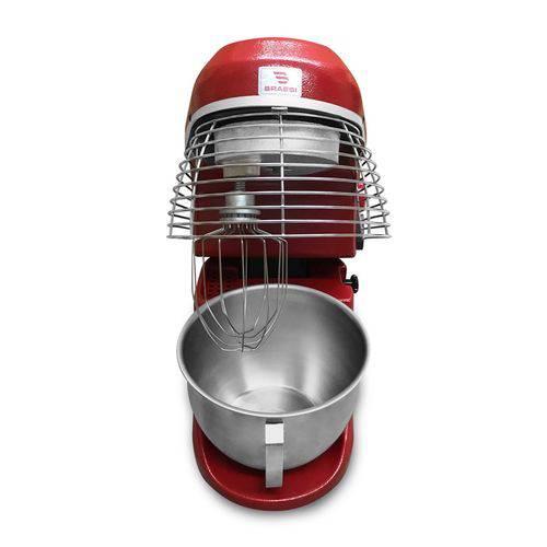 Batedeira Planetária Elétrica Braesi 5 litros BPEL-05 Premium Bivolt