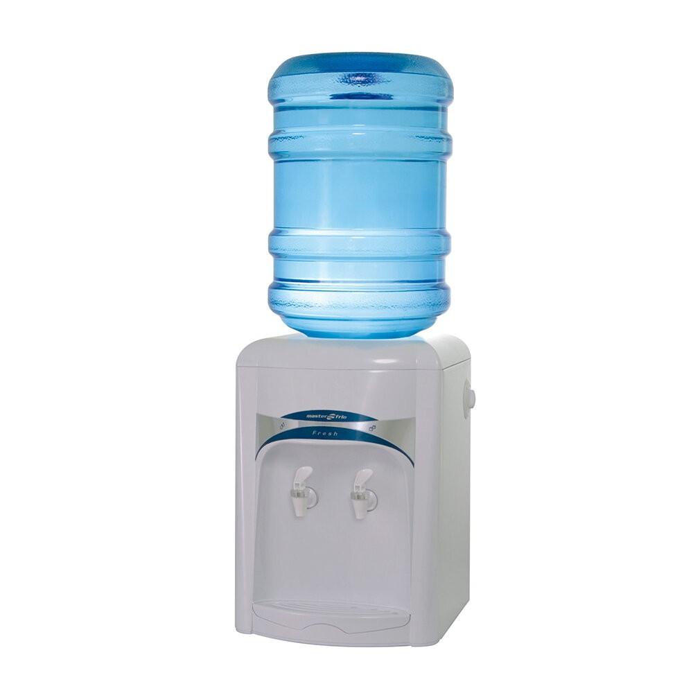 Bebedouro Compacto Masterfrio Fresh Branco 220v