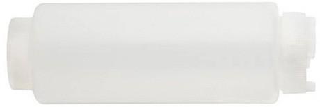 Bisnaga Plástica Invertida 360 ml Branca P029 BarPro