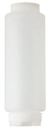 Bisnaga Plástica Invertida 600 ml Branca P031 BarPro