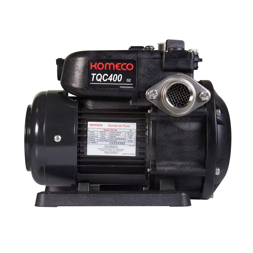 Bomba Pressurizadora Komeco TQ C400 G2